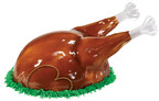 Baskin-Robbins Invites Guests To Carve Up Its Iconic Turkey Ice Cream Cake This Thanksgiving