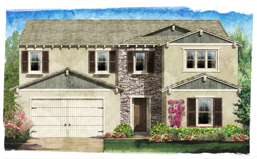 Standard Pacific Homes brings new estate-sized home designs to San Diego's master-planned community of Del ...