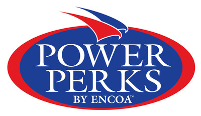 "ENCOA (Energy Company of America) announced today the launch of their new loyalty program called Power Perks Loyalty and Referral Program. ENCOA, known for offering low, locked-in rates and exceptional customer service, wanted to extend their ""Power to Save"" motto to a new program that rewards customers for referrals and loyalty.  (PRNewsFoto/ENCOA)"