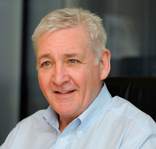 ABB's Gary Steel Receives Lifetime Achievement Award in HR Excellence