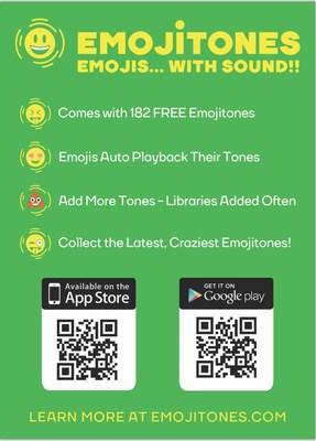 Emojitones Fact Sheet
