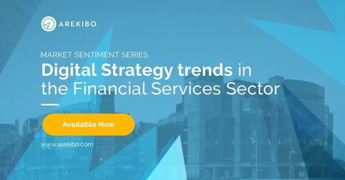 Financial Services Industry Slow to Adopt Company-wide Digital Strategy
