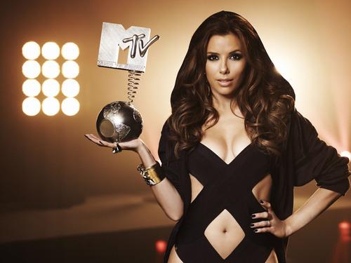 Hollywood Heats Up Madrid! Eva Longoria to Host 2010 MTV EMAs
