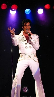 """All Shook Up"" Elvis event at Soboba Casino"