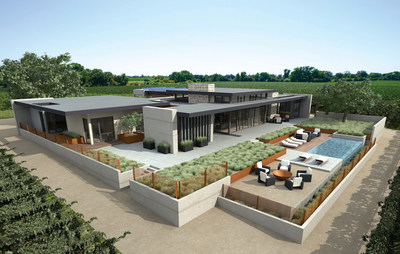 River Vine will be one of most advanced, high-end prefabricated residences ever constructed