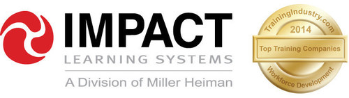 Impact Learning Systems is Top Workforce Development Provider for 2014. (PRNewsFoto/MHI Global)