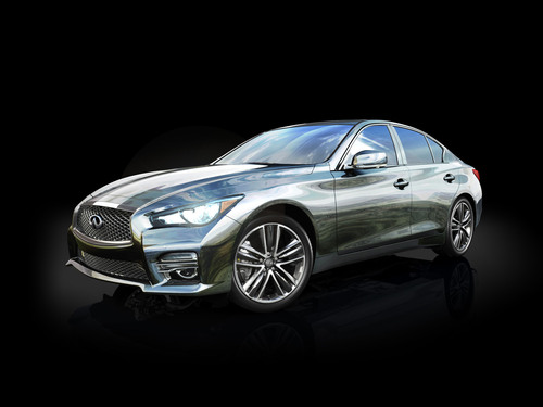 Gilt.com to Offer Two Exclusive 2014 Infiniti Q50 Luxury Sports Sedans Designed by Thom Browne and