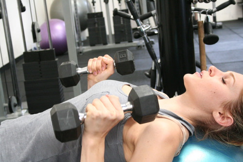 "Natalie Pack, Miss CA USA trains with weights, no cardio, to prep for the Miss USA Pageant in June. ""I want  ..."