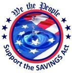 Savings Act logo (PRNewsFoto/Water Systems Council)