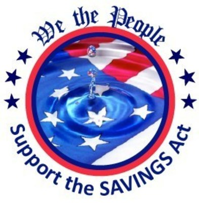 Savings Act logo (PRNewsFoto/Water Systems Council)