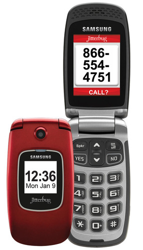 GreatCall Announces the All-New Jitterbug Plus - the Easiest and Smartest Jitterbug Yet