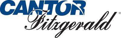 Cantor Fitzgerald Logo.  (PRNewsFoto/Cantor Data Services)
