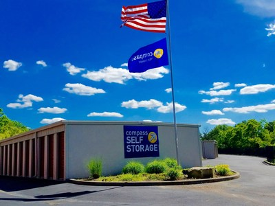 Compass Self Storage hits 70-store milestone with acquisition of this self storage center in Cold Spring, KY
