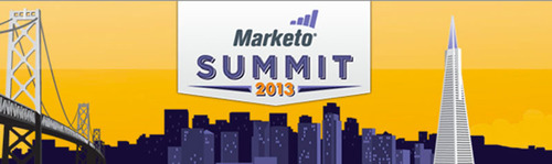 "Marketo Summit 2013 Celebrates ""The Rise of the Marketer,"" Expected to Draw Record Number of Customers and Partners.  (PRNewsFoto/Marketo)"