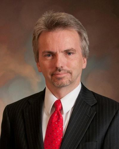 ATK Senior Vice President and President Aerospace Group Blake Larson  (PRNewsFoto/ATK)