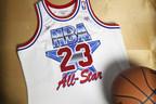 1991 Michael Jordan EAST NBA All-Star Game Jersey