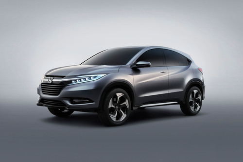Honda 'Urban SUV Concept' Makes World Debut at the 2013 North American International Auto Show