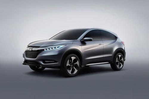 'Concepto SUV urbano' de Honda hace su debut mundial en el Salón Internacional del Automóvil