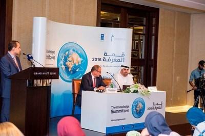 Knowledge - Present and Future: Mohammed bin Rashid Al Maktoum Foundation Launches its Third Annual Knowledge Summit