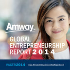 Supporting entrepreneurs in the U.S. Amway.com (PRNewsFoto/Amway)