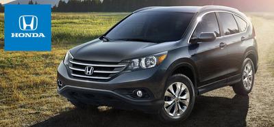 Matt Castrucci Honda offers an extensive inventory of new CR-V models.  (PRNewsFoto/Matt Castrucci Honda)