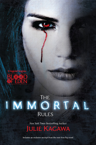 Palomar Pictures Options The Immortal Rules and Blood of Eden Series by New York Times Bestselling