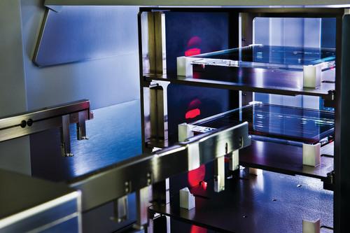 KLA-Tencor's Teron(TM) SL650: advanced reticle quality control solution for leading-edge IC fabs (PRNewsFoto/KLA-Tencor Corporation)