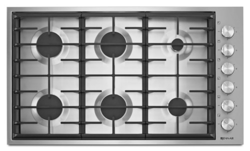 New Jenn-Air Introductions Include Industry's Most Powerful 36' 6-Burner Gas Cooktop