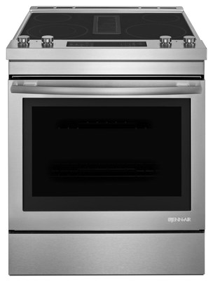 Jenn-Air Dual Fuel Range with duct free option