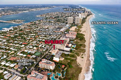 South Florida Oceanfront Hotel Days Away From Hitting Auction Block