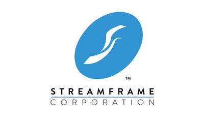 Streamframe Corporation Logo (PRNewsFoto/Streamline Media Group)