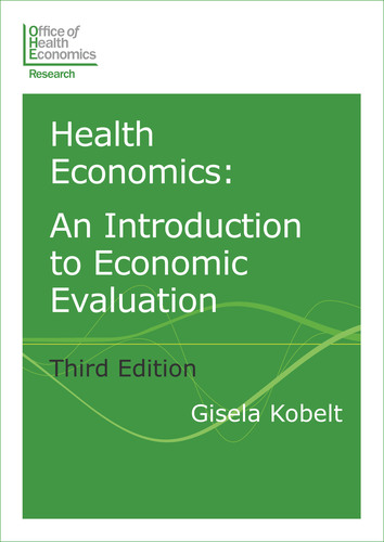 The Office of Health Economics in London has just published the third edition of its popular primer on health economic evaluation, authored by Gisela Kobelt. Filled with concrete examples of best practice, it is a valuable guide for those performing health technology assessments and for policy makers who use such analyses to inform decision making. (PRNewsFoto/Office of Health Economics) (PRNewsFoto/OFFICE OF HEALTH ECONOMICS)