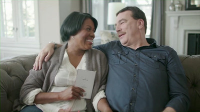 Hallmark's new #CareEnough video campaign for Valentine's Day celebrates romantic love of all kinds and highlights the love stories of real couples. Watch at http://www.hallmark.com/valentine