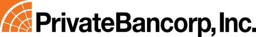 The PrivateBank Logo (PRNewsFoto/PrivateBancorp, Inc.)