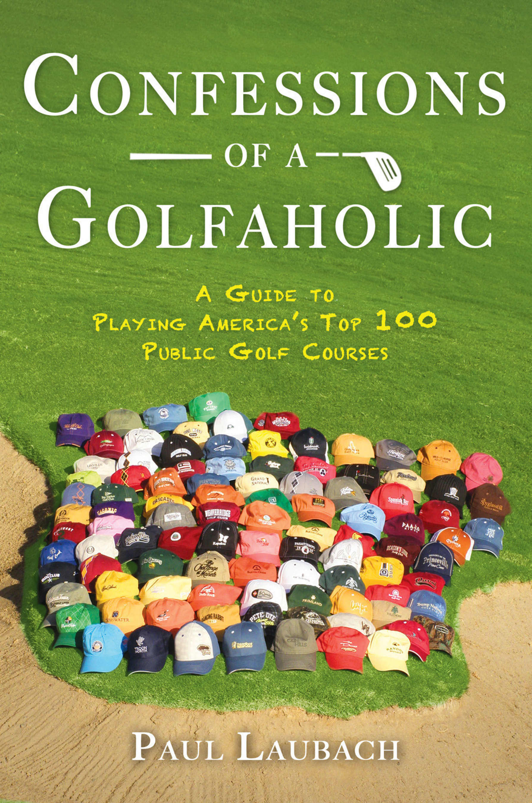 California Author Chronicles His Journey to Play America's Best Golf Courses