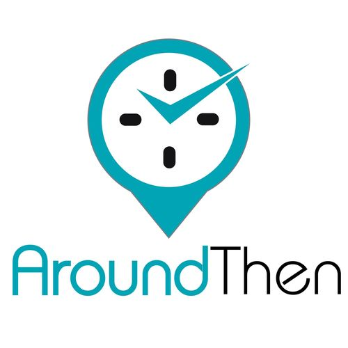 AroundThen Logo (PRNewsFoto/AroundThen)