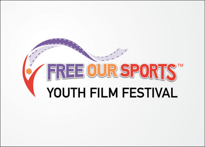 The Free Our Sports(TM) Youth Film Festival is Alcohol Justice's fifth annual youth video contest. It offers young people ages 10 to 20 a channel to expose and suggest the elimination of alcohol advertising, sponsorships, branding and promotions from every sport, from college games to the NFL Championship, from the World Series to the World Cup and Olympics.  (PRNewsFoto/Alcohol Justice)