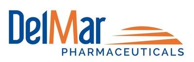 DelMar Pharmaceuticals Logo (PRNewsFoto/DelMar Pharmaceuticals, Inc.)