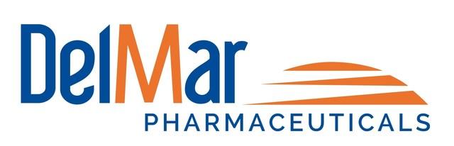 DelMar Pharmaceuticals Logo