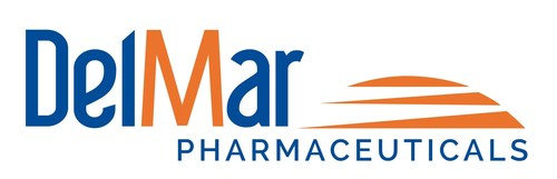 DelMar Pharmaceuticals Logo (PRNewsFoto/DelMar Pharmaceuticals, Inc.) (PRNewsFoto/DelMar Pharmaceuticals, Inc.)