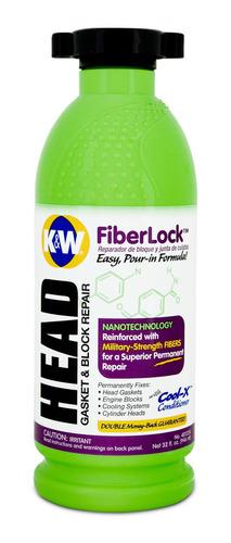Put Leaks on Lockdown with K&W FiberLock® from CRC Industries