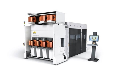 EVG(r)GEMINI FB XT Automated Production Fusion Bonding System for 3D-IC/TSV Manufacturing (PRNewsFoto/EV Group) (PRNewsFoto/EV Group)