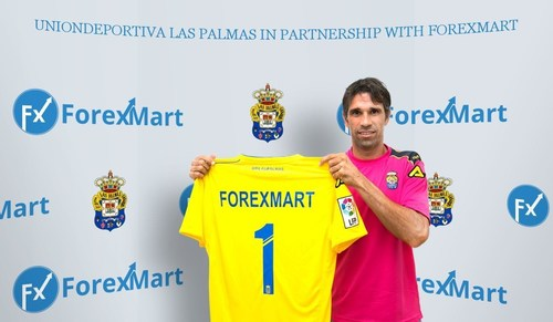 Juan Valeron - Legendary Las Palmas player (PRNewsFoto/ForexMart) (PRNewsFoto/ForexMart)