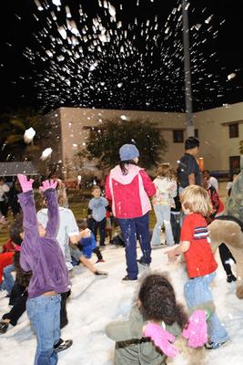 Wilton Manors hosts Santa's Enchanted Evening. (PRNewsFoto/City of Wilton Manors) (PRNewsFoto/CITY OF WILTON MANORS)