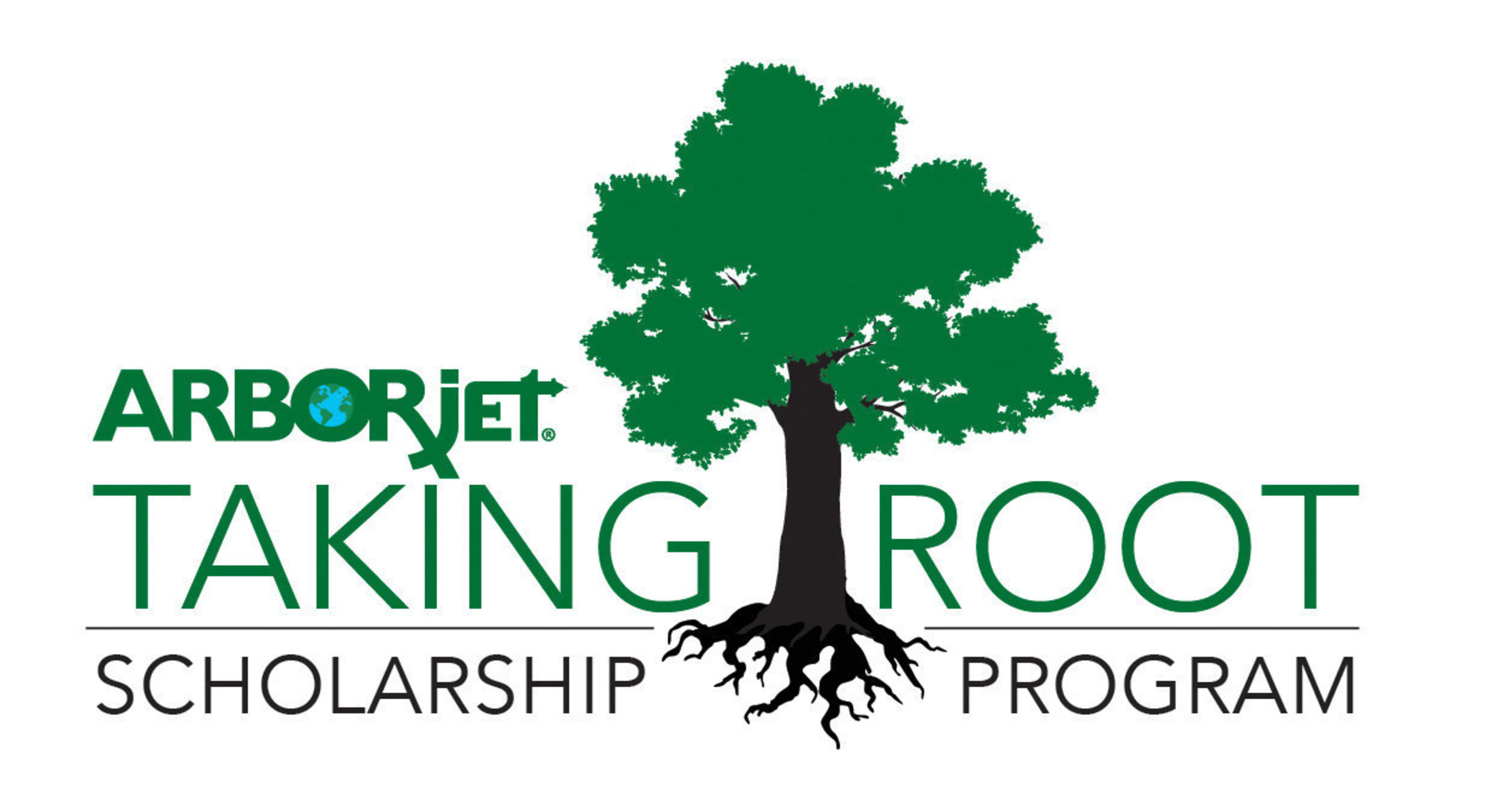 "Arborjet, a leader in the care of America's urban and natural forests, is now accepting applications for its 2016 ""Taking Root"" Scholarship Program. Now in its third year, the scholarship program will award 10 graduating high school seniors each with a $1,000 scholarship to pursue full-time studies in Forestry, Plant Sciences, Horticulture, Entomology, Environmental Science or a related major at an accredited two-year or four-year college. Learn more and apply at http://sms.scholarshipamerica.org/arborjet/"