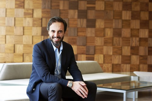 Jose Neves, Founder and CEO at Farfetch (PRNewsFoto/Farfetch)