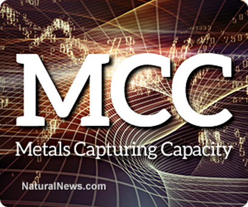Food science breakthrough: Metals Capturing Capacity.  (PRNewsFoto/Natural News)