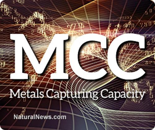 Food science breakthrough: Metals Capturing Capacity. (PRNewsFoto/Natural News) (PRNewsFoto/NATURAL NEWS)