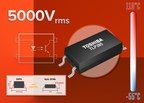 Toshiba's new transistor output photocoupler features an isolation voltage of 5kVrms and an operating temperature range of -55 to 110 degrees Celsius.