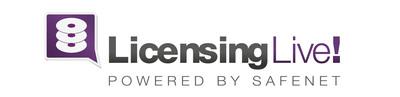 SafeNet's LicensingLive! conference focuses on software monetization.  (PRNewsFoto/SafeNet, Inc.)